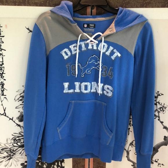sale retailer 5888c 689d9 Detroit Lions hoodie